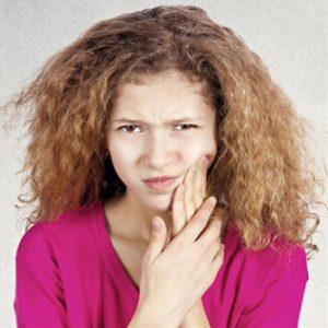 akut tandvärk, ont i tanden